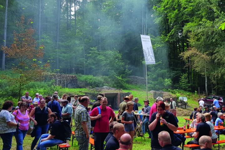Köhlerfest, Jesberg