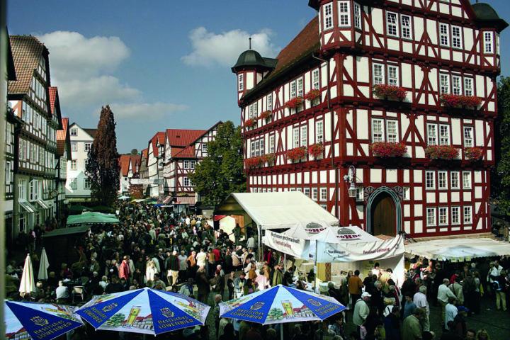 Spezialitätenfestival, Melsungen