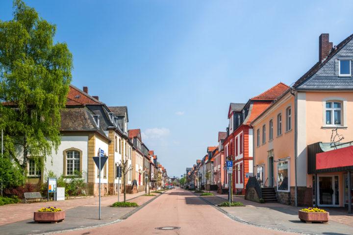 Stadtjubiläum 300 Jahre Arolsen