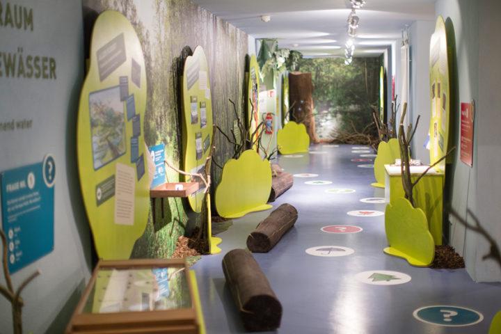 Erlebnisausstellung, Visionarium