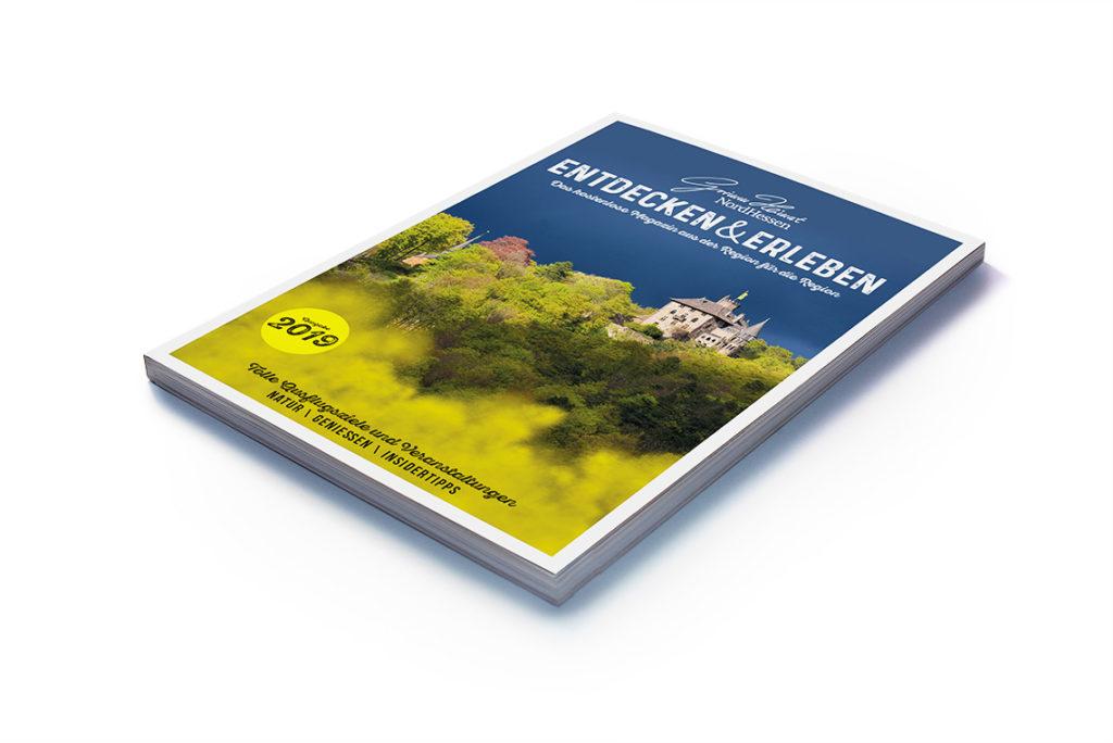 GrimmHeimat Nordhessen Entdecken & Erleben – Das Heimatmagazin (Ausgabe 2019)